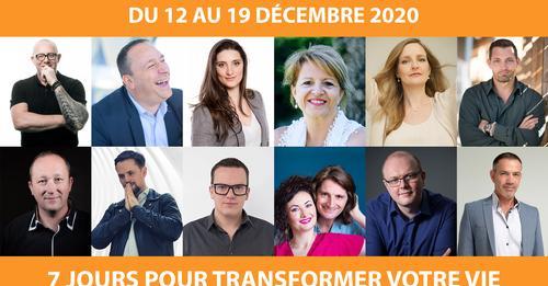 Vignette intervenants Sommet Challenge Transformation immédiate